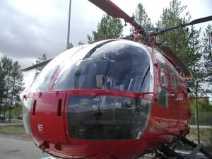 BO 105 CBS4 - ASLAK - SAR helikopteri
