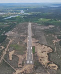 Sodankylän lentopaikka